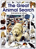 Great Animal Search (Look Puzzle Learn), The