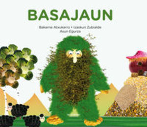 Basajaun (Basque Edition)