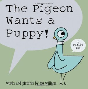 Pigeon Wants a Puppy, The