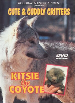 Cute & Cuddly Critters: Kitsie Coyote