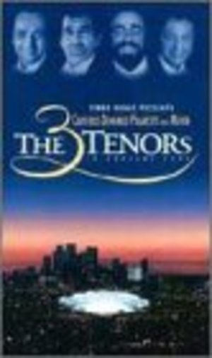 3 Tenors In Concert 1994 [VHS], The