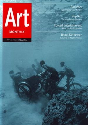 Art Monthly 276: May 2004