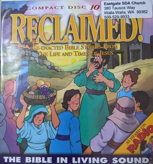Reclaimed! The Bible in Living Sound #6