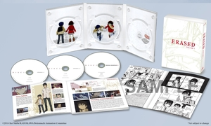 ERASED Volume 1 (Blu-ray)