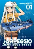Arpeggio of Blue Steel, vol. 1