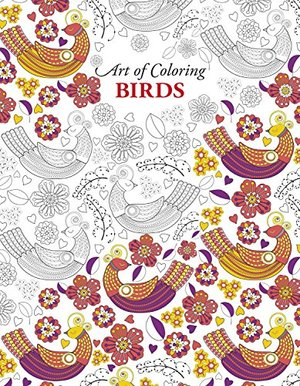 Art of Coloring Birds