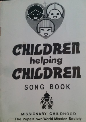 Children Helping Children Song Book