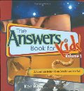 Answers Book for Kids: 22 Questions on Creation and the Fall, The