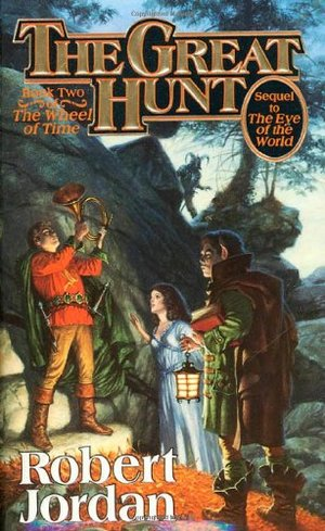 Great Hunt (The Wheel of Time, Book 2), The