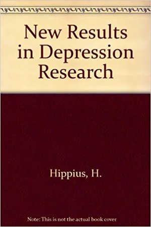 New Results in Depression Research