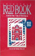 Ancestry's Red Book: American State, County and Town Sources, 2nd Edition (Red Book: American State, Country & Town Sources)
