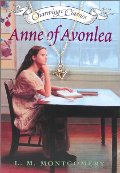 Anne of Avonlea (Book and Charm)