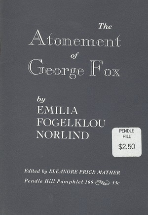 Atonement of George Fox, The