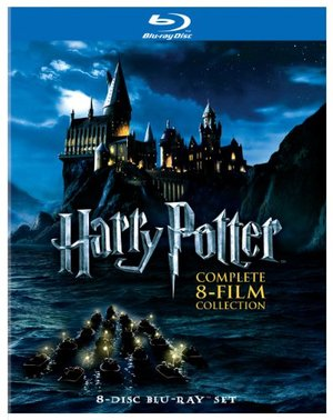 Harry Potter: Complete 8-Film Collection [Blu-ray]