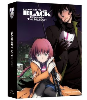 Darker Than Black:  Season 2 with OVAs  (Limited Edition Blu-ray/DVD Combo)