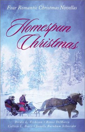 HOMESPUN CHRISTMAS