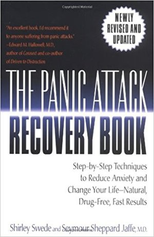 Panic Attack Recovery Book