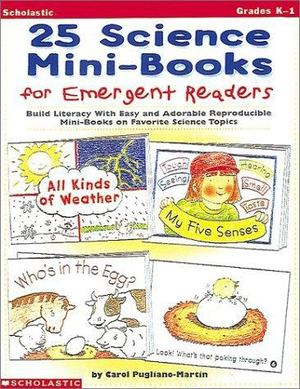 25 Science Mini-Books for Emergent Readers
