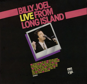 Billy Joel Live From Long Island