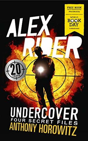 Alex Rider Undercover Four Secret Files