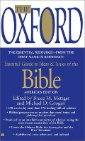 Oxford Essential Guide to Ideas and Issues of the Bible, The