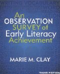 An_Observation Survey of Early Literacy Achievement (3rd ed.)