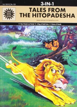 Tales From The Hitopadesha (10015)