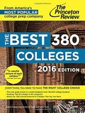 Best 380 Colleges, 2016 Edition (College Admissions Guides), The