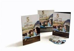 5 Conversations You Must Have with Your Son - Leader Kit: The Bible Study