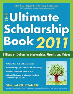 Ultimate Scholarship Book 2011, the