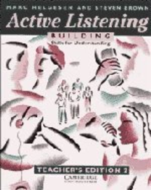 Active Listening: Building Skills for Understanding Teacher's edition
