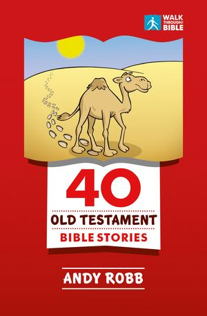 40 Old Testament Bible Stories - £5.99