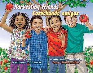 Harvesting Friends/ Cosechando amigos