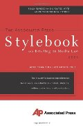 Associated Press Stylebook 2009 (Associated Press Stylebook & Briefing on Media Law), The