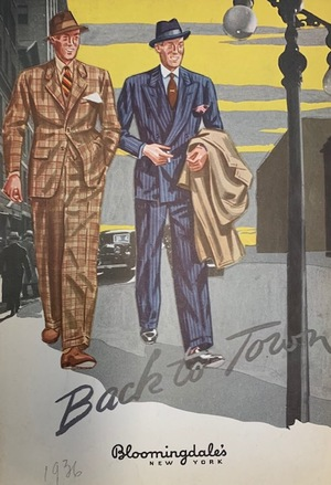 Bloomingdale's New York Catalogue 1936