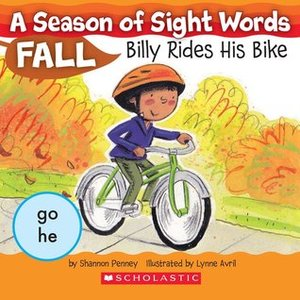 Billy Rides His Bike
