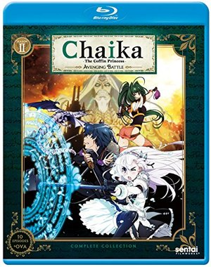 Chaika: The Coffin Princess – Avenging Battle (Blu-ray)