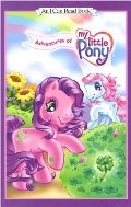 Adventures of My Little Pony (An I Can Read Book Series)