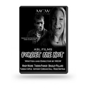 Forget Me Not DVD movie in ASL