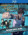 Legend of Korra - Book 1: Air (Blu-ray), The