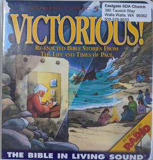Victorious! Bible in Living Sound #8