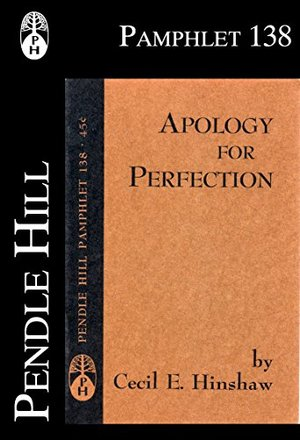 Apology for Perfection, An