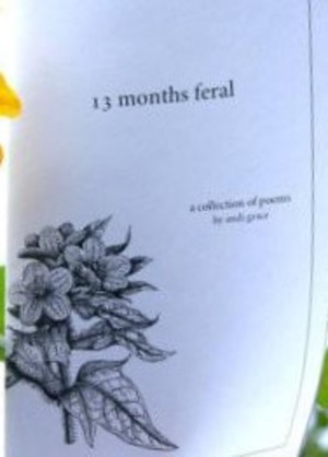 13 Months Feral: A Collection of Poems