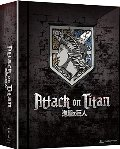 Attack on Titan Part 2 (Limited Edition + Artbox Blu-ray/DVD Combo)
