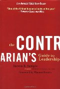 Contrarian's Guide to Leadership, The