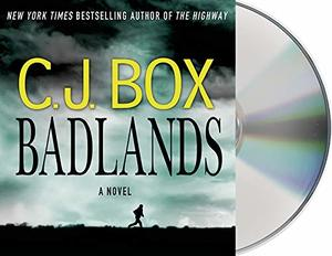 Badlands: A Novel (Highway Quartet) CD, Unabridged, Audiobook