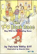 100 book race: Hog wild in the reading room, The