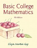 Basic College Mathematics (5th Edition)