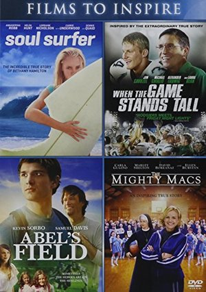 Abel's Field / Mighty Macs, the  / Soul Surfer / When the Game Stands Tall