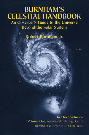 Burnham's Celestial Handbook, Volume 1, Rev. Edition
